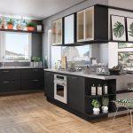Cozinhas Modulada